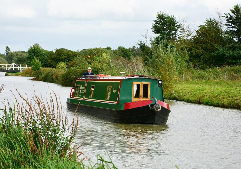 Foxglove K&A Canal holiday