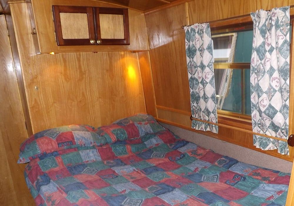 foxglove boat page cabin