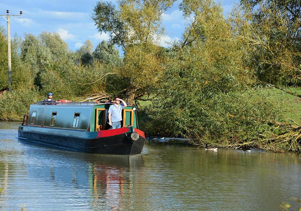 Foxglove on the K&A Canal