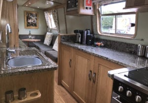 5* Canal boating