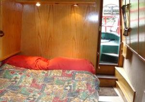 Cruiser Stern Canal Boat