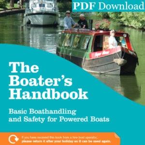 Basic Boathandling - Canal Boat hire