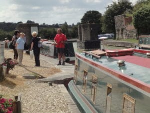 hire boat wharf - your canal holidays starts here