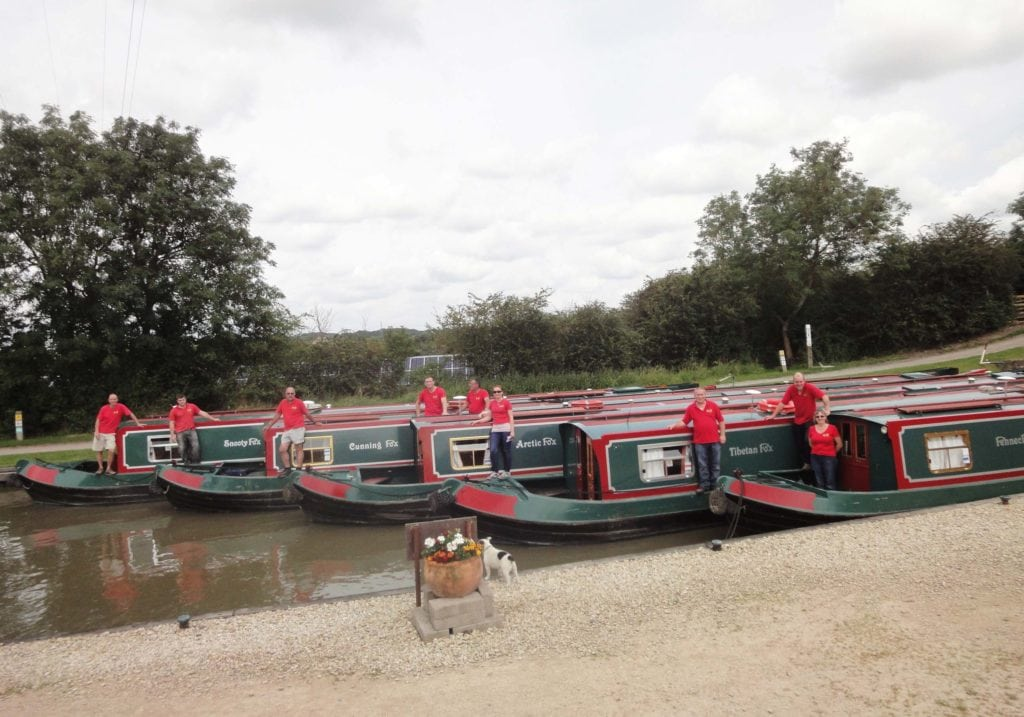 best narrowboat holidays on the Kennet and Avon Canal
