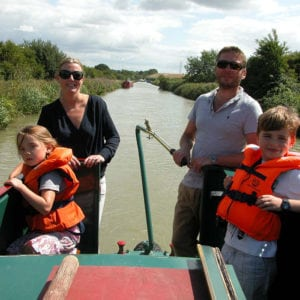 K&A Canal narrow boat holidays
