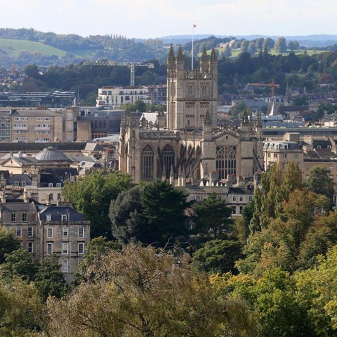 Vist the City of Bath by Canal Boat