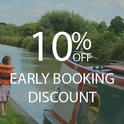 10% OFF Early Booking Discount