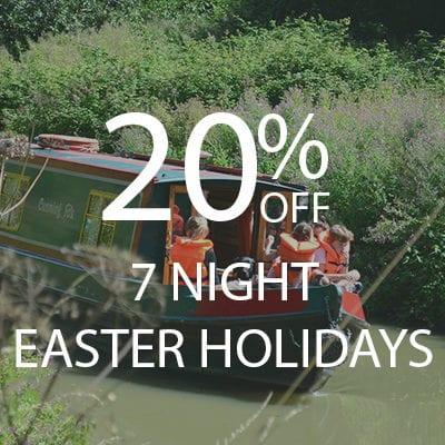 20% OFF 7 night breaks