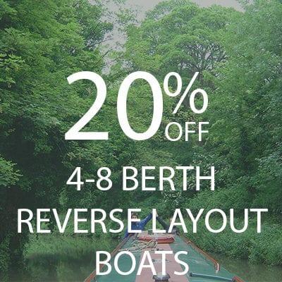 20% REVERSE LAYOUT BOATS